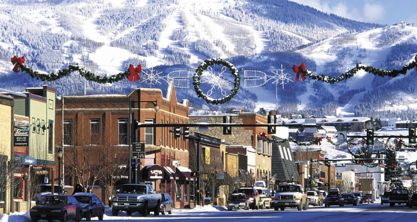 Photo: Steamboat Ski Resort