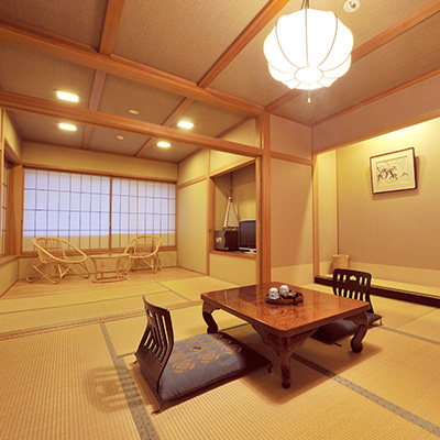 Staying In A Japanese Hotel Staying In A Japanese Hotel