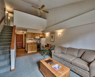 Hearthstone Lodge Lofted Studio - Photo: Bear Country