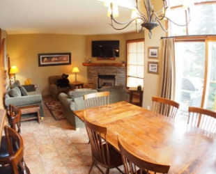 Trail's Edge 4 Bedroom Condo - Photo: Bear Country