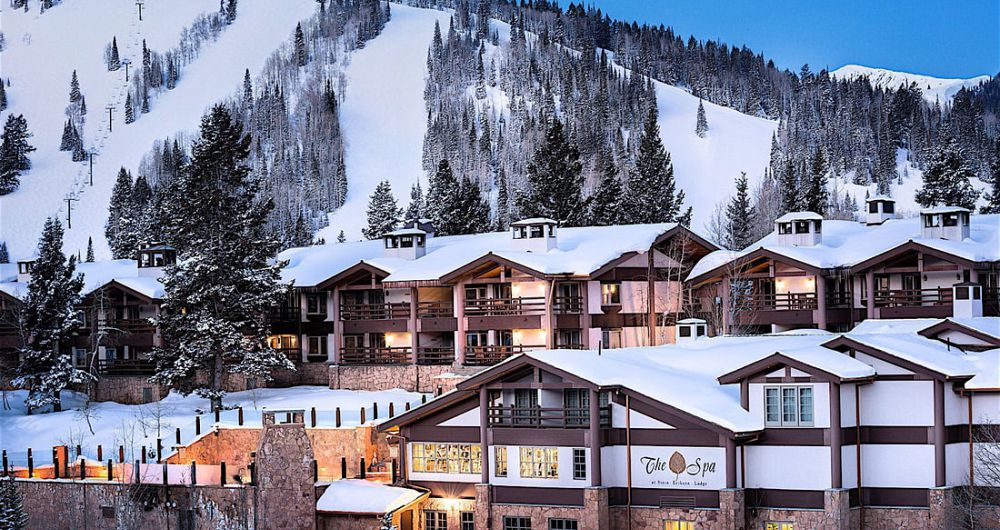 Stunning ski-in ski-out luxury experience in Deer Valley. Photo: Stein Eriksen Lodge - image_0