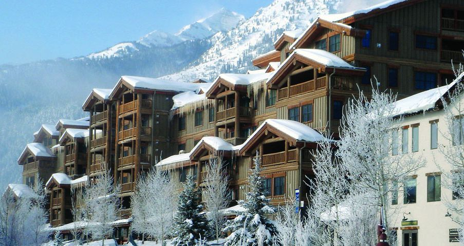 Teton Mountain Lodge & Spa - image_0
