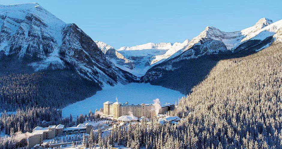 Offering stunning mountain views. Photo: Fairmont Chateau Lake Louise - image_1