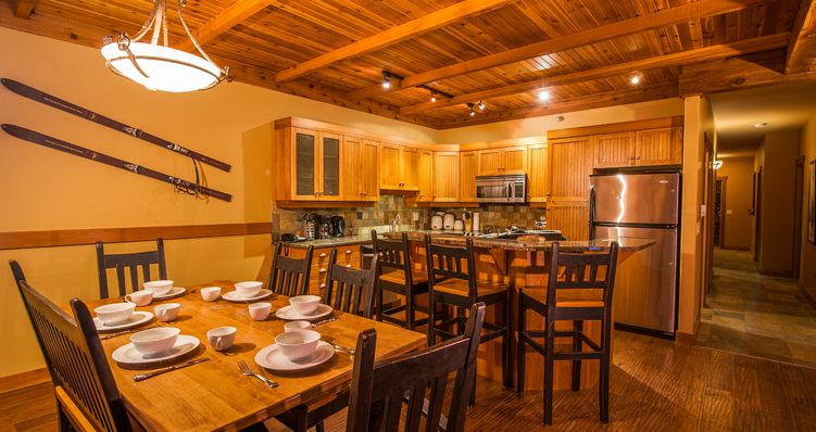 Spacious living and kitchens at Copper Kettle - image_2