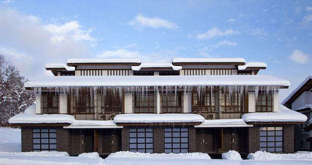 Kasara Niseko Village Townhouses - Niseko - Japan - image_0