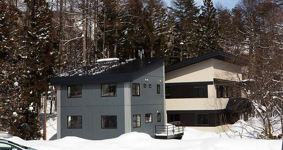 Sky Park Happo Apartments & Chalet - Hakuba - Japan - image_0