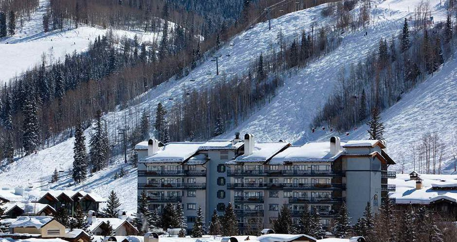 Fantastic location within Vail, close to the slopes. Photo: East West Hospitality - image_0