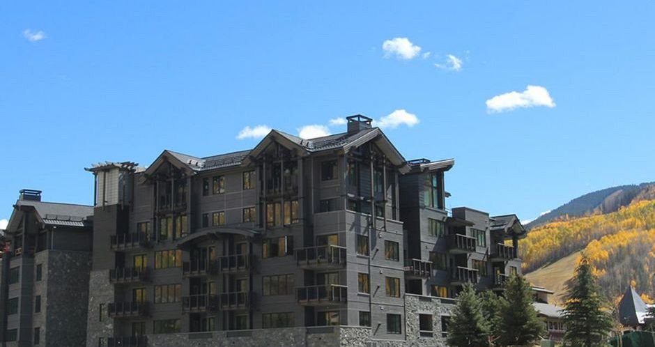 Towering condos and residences with great mountain views. Photo: East West Destination - image_1