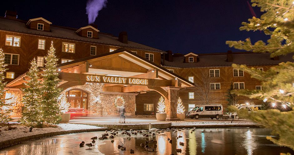 Sun Valley Lodge has a charming history. - image_0