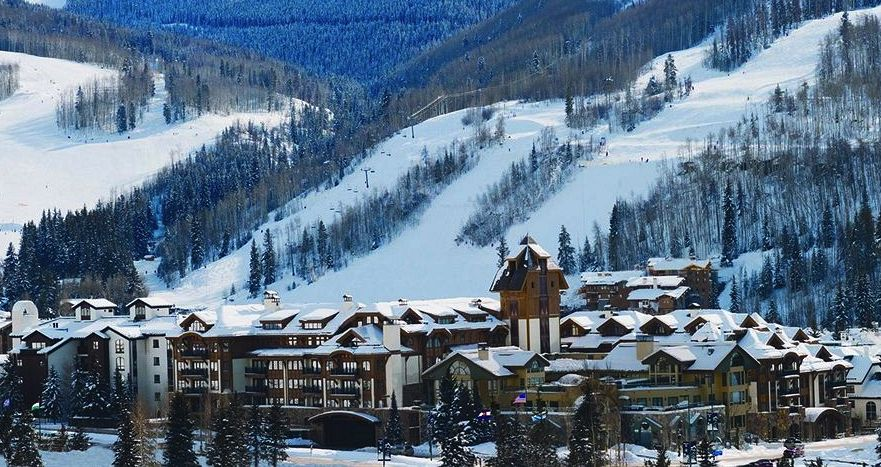 Enjoy easy access to the slopes of Vail resort. Photo: Timbers Resorts - image_6