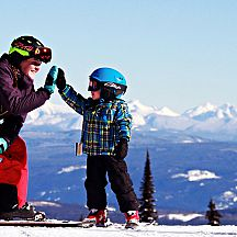 What makes Silver Star a great resort for your next family ski vacation