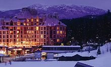 Image of Pan Pacific Whistler Mountainside