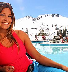 Julia Mancuso: Squaw\'s Golden Girl