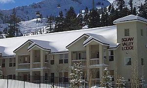 Squaw Valley : Squaw Valley Lodge