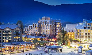 Unbeatable slopeside location in the heart of Whistler.