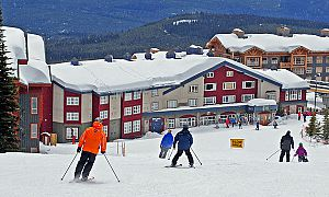 Big White : White Crystal Inn