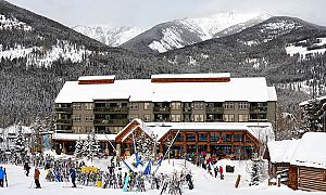 Ski Tip Lodge - Photo: Panorama Mountain Resort