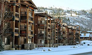 Deer Valley : Silver Baron Lodge