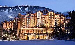 Fantastic slopeside location in the heart of Whistler.