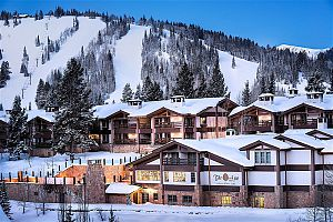 Stunning ski-in ski-out luxury experience in Deer Valley. Photo: Stein Eriksen Lodge
