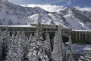 The Cliff Lodge and Spa - Snowbird