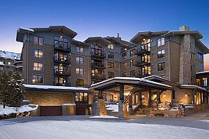 Fantastic slopeside location in Teton Village.