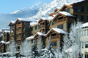 Teton Mountain Lodge & Spa - Jackson Hole
