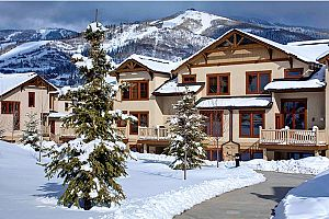 Eagle Ridge is a fantastic option for families in Steamboat.