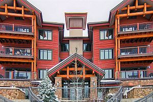 Platinum Collection at Trappeur\'s Crossing Resort is a fantastic lodging option in Steamboat. Photo: Wyndham Vacations
