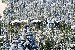 The ultimate in ski-in ski-out luxury at Northstar. Photo: Ritz-Carlton Lake Tahoe