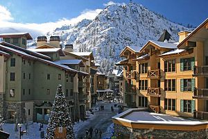 Fantastic lodging for a family ski vacation. Photo: The Village at Squaw Valley