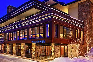 Fantastic Snowmass village location is ideal for families. Photo: Wildwood Snowmass
