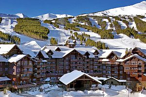 Fantastic ski-in ski-out condo hotel in Breckenridge.