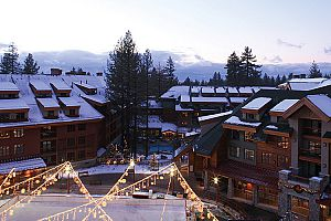 Fantastic lodging option for families in Heavenly Ski Resort. Photo: Grand Residences by Marriott