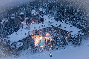 Blackcomb Springs Suites - Whistler Blackcomb