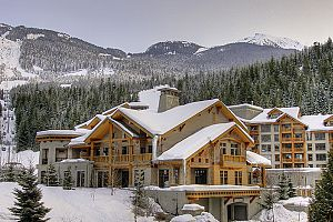 Fantastic ski in ski out location in Whistler Creekside.