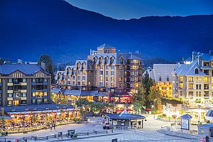 Sundial Boutique Hotel - Whistler Blackcomb