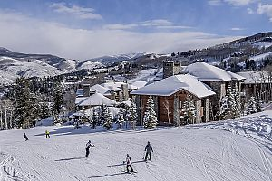 Fantastic slopeside condos in Beaver Creek.