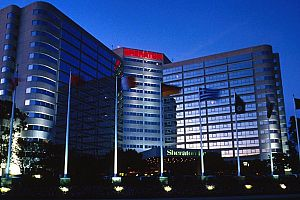 Sheraton Gateway Hotel, Los Angeles Airport - Los Angeles