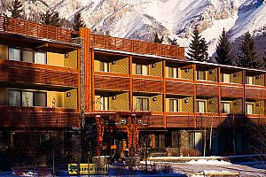 Great value hotel in the heart of Banff.