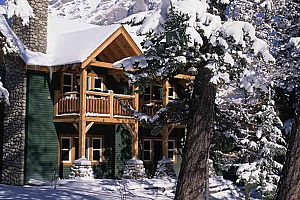 Buffalo Mountain Lodge - Banff