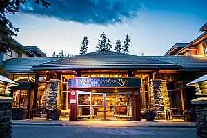 A great choice in the heart of downtown Banff. Photo: Royal Canadian Lodge