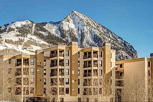 Fantastic location close to the resort base area of Crested Butte resort.