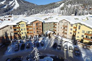 Fantastic condo option for families in Sun Peaks. Photo: Bear Country