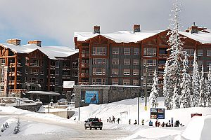 Ski-in ski-out condos in the heart of Big White