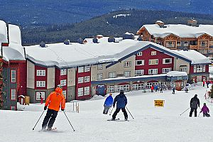 Unbeatable ski-in ski-out hotel in Big White