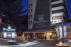 Royal e Golf - Courmayeur