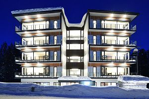 Hakuba Mountain Side Apartments - Hakuba