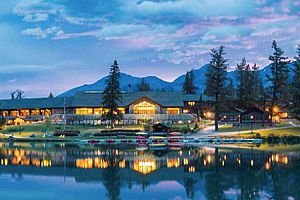 Photo: Fairmont Jasper Park Lodge