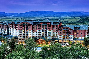 Fantastic location in the heart of Steamboat Springs ski resort.